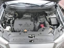 Вариатор. Mitsubishi RVR, GA4W Двигатель 4J10