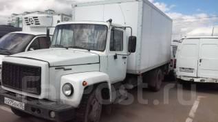 ГАЗ 3309. Продается ГАЗ- 2834FS, 4 800 куб. см., 4 000 кг.