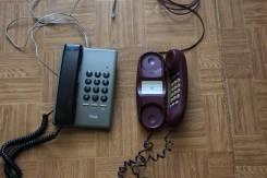 Отдам два стационарных телефона