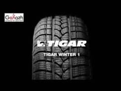 Tigar Winter 1. Зимние, без шипов, 2016 год, без износа, 4 шт. Под заказ