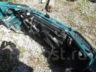 Радиатор охлаждения двигателя. Toyota Ipsum, SXM10, SXM15
