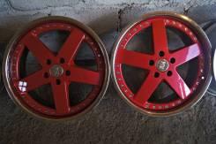 RH Wheels. 8.5/9.5x19, 5x112.00, 5x114.30, ET61/61, ЦО 72,0мм.