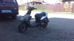 Suzuki Lets 2. 50 куб. см., исправен, без птс, с пробегом