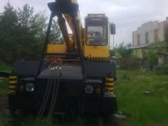 Юрмаш Юргинец КС-4372. Продам самоходный кран КС4372В, 6 000 куб. см., 20 000 кг., 17 м.