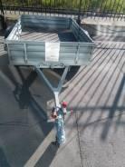Прицеп МЗСА 817710.001-05. Г/п: 554 кг., масса: 750,00кг.