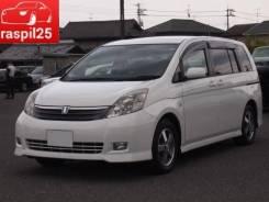 Toyota Isis. автомат, передний, 2.0, бензин, б/п, нет птс. Под заказ
