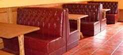 Ремонт и перетяжка мебели для ресторанов и кафе пишите на WhatsApp