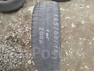Bridgestone Blizzak Revo2. Зимние, без шипов, 2007 год, износ: 90%, 1 шт
