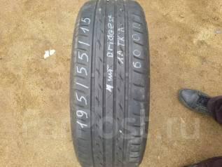 Bridgestone Nextry Ecopia. Летние, 2013 год, износ: 20%, 1 шт