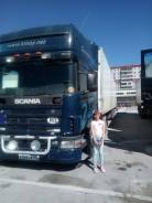Scania R. 124 Тягач, сцепка. Хороший торг реальному покупателю!, 12 000 куб. см., 20 000 кг.