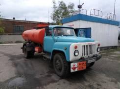 ГАЗ 53. Бензовоз, Топливозаправщик, 4 250 куб. см., 5 000,00куб. м.