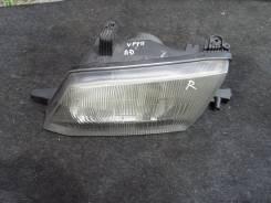 Фара. Nissan AD, VFY11 Двигатель QG15DE