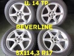 Reverline. 7.0x17, 5x114.30, ET38