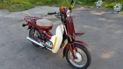 Yamaha. 86 куб. см., исправен, птс, без пробега