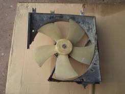 Вентилятор охлаждения радиатора. Toyota RAV4, ZCA25, ACA28, ACA26, ZCA26, ACA20, ACA23, CLA21, CLA20, ACA21, ACA22