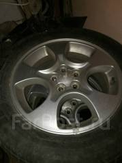 Литые диски Subaru R16. x16 5x100.00