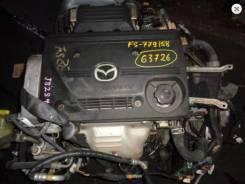 Двигатель в сборе. Mazda: 626, Premacy, Familia S-Wagon, Familia, Capella Двигатель FSZE