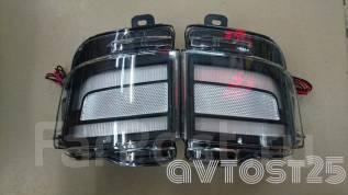 Стоп-сигнал. Toyota Land Cruiser, GRJ200, J200, URJ200, URJ202, URJ202W, UZJ200, UZJ200W, VDJ200 Двигатели: 2UZFE, 3URFE, 1URFE, 1VDFTV, 1GRFE