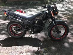 Yamaha TW 225. 225 куб. см., исправен, птс, без пробега