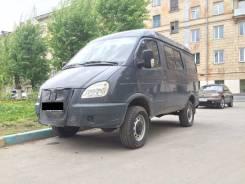 ГАЗ 27527. Грузовой фургон ГАЗ, 2 890 куб. см., 800 кг.