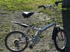 Складной велосипед Япония, Алюминиевый