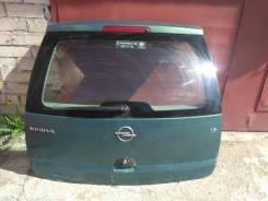 Крышка багажника. Opel Meriva. Под заказ