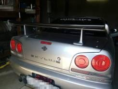 Спойлер. Nissan Skyline, HR34, BNR34, ENR34, ER34