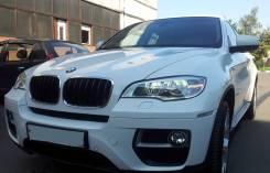Обвес кузова аэродинамический. BMW X6. Под заказ