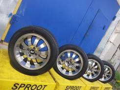 RAYS Sebring. 6.5x15, 4x100.00, ET43, ЦО 65,0мм.