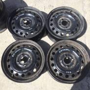Nissan. 5.0x14, 4x100.00, ET45, ЦО 60,0мм.