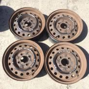 Nissan. 5.0x14, 4x114.30, ET45, ЦО 67,0мм.