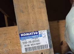Опорно-поворотный механизм. Komatsu