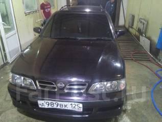 Nissan. вариатор, передний, 2.0 (190 л.с.), бензин, 154 300 тыс. км