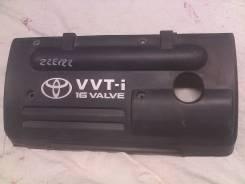 Крышка двигателя. Toyota Corolla Двигатели: 1ZZFE, 1ZZFBE