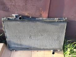 Радиатор охлаждения двигателя. Toyota Supra, JZA80 Двигатель 2JZGE