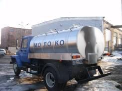 ГАЗ 3309. Новый Газ 3309 автоцистерна молоковоз 2017 года индивидуальной сборки., 4 730 куб. см., 4 200,00куб. м. Под заказ