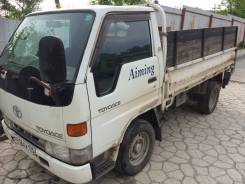 Toyota Toyoace. Toyota toyoace, 2 800 куб. см., 1 500 кг.