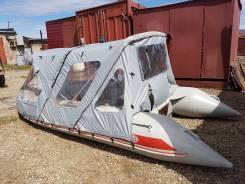 Badger. Год: 2011 год, длина 4,30м., двигатель подвесной, 30,00л.с., бензин