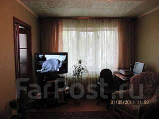 3-комнатная, улица Рабочая 1-я 6. Угловое-Поворот, агентство, 48 кв.м. Комната