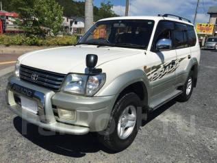 Toyota Land Cruiser Prado. автомат, 4wd, 3.0, дизель, б/п, нет птс. Под заказ
