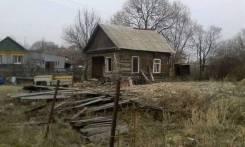 Земельный участок с ветхим домом под строительство нового в Анучинском. 780 кв.м., собственность, электричество, от частного лица (собственник)