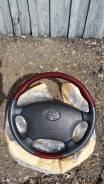 Руль. Toyota: Hilux Surf, Voxy, Camry Gracia, Hiace, Land Cruiser Prado, Camry, Avensis Verso, Avalon, Celsior, Alphard, Brevis, Aristo, Avensis, Chas...