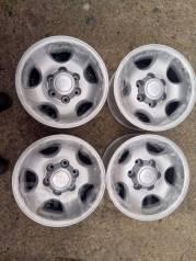 Toyota. 8.0x16, 6x139.70, ET0, ЦО 116,1мм.
