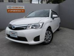 Toyota Corolla Fielder. автомат, передний, 1.5, бензин, 40 000 тыс. км, б/п. Под заказ