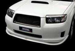 Решетка радиатора. Subaru Forester, SG9, SG69, SG9L, SG, SG5, SG6