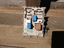 Блок предохранителей салона. Nissan Almera, N16E, N16 Двигатель QG15DE