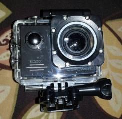 SJCAM SJ5000. 10 - 14.9 Мп, с объективом