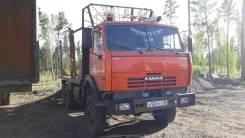 Камаз 53228. Продается лесовоз Камаз, 11 000 куб. см., 16 000 кг.