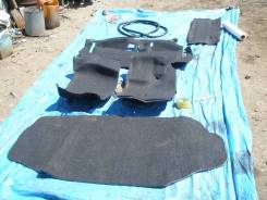 Обшивка багажника. Toyota Mark II, JZX91, JZX93, GX90, JZX90