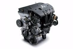 Двигатель в сборе. Mitsubishi Outlander